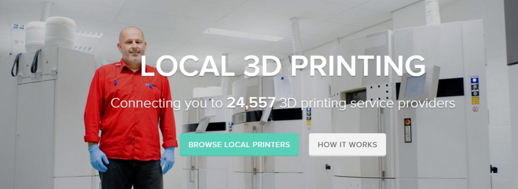 Let's Co Create tip 4 - 3D Hubs